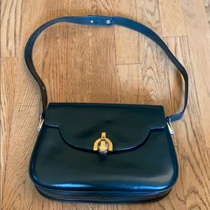 Hunter Green Shoulder Bag